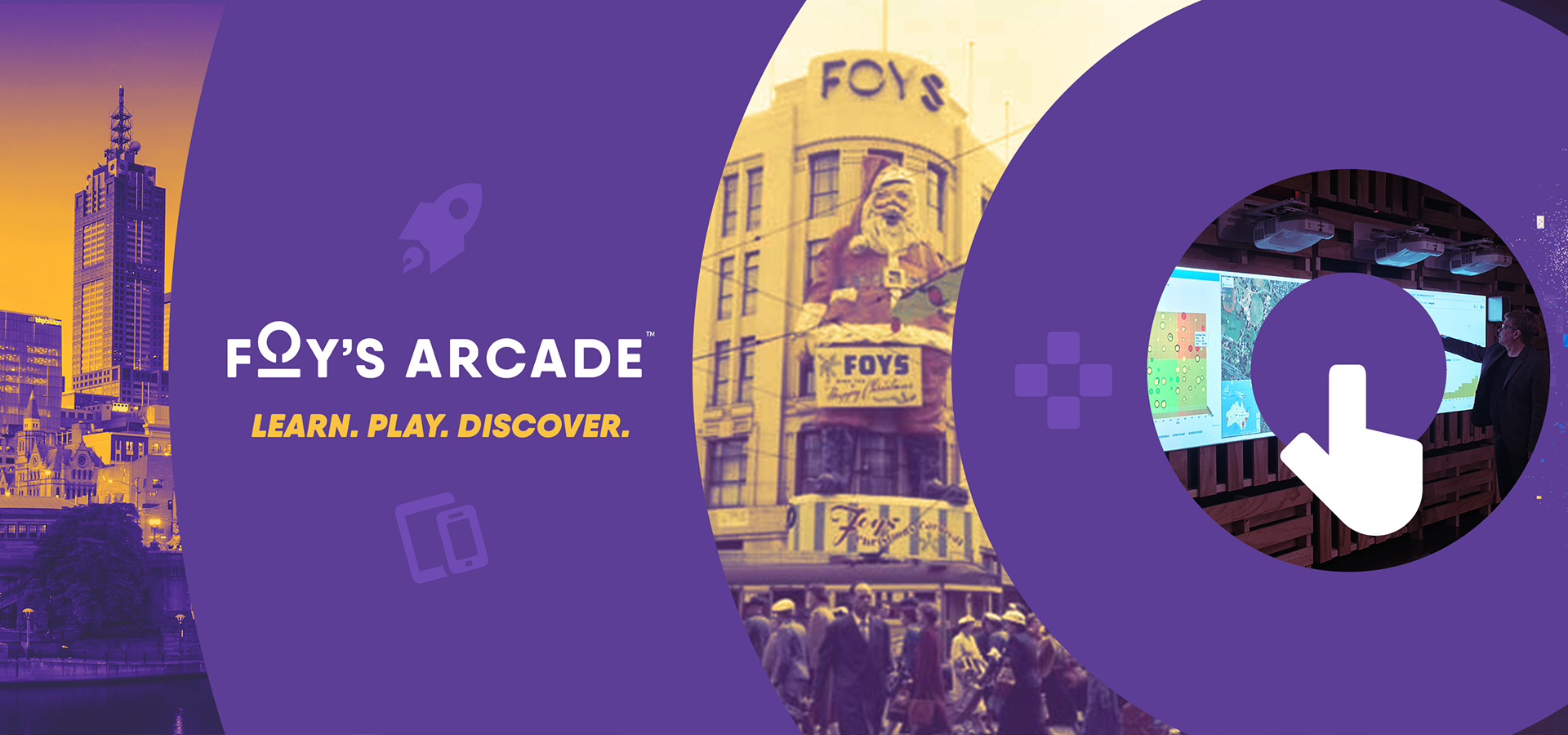 Foy's Arcade