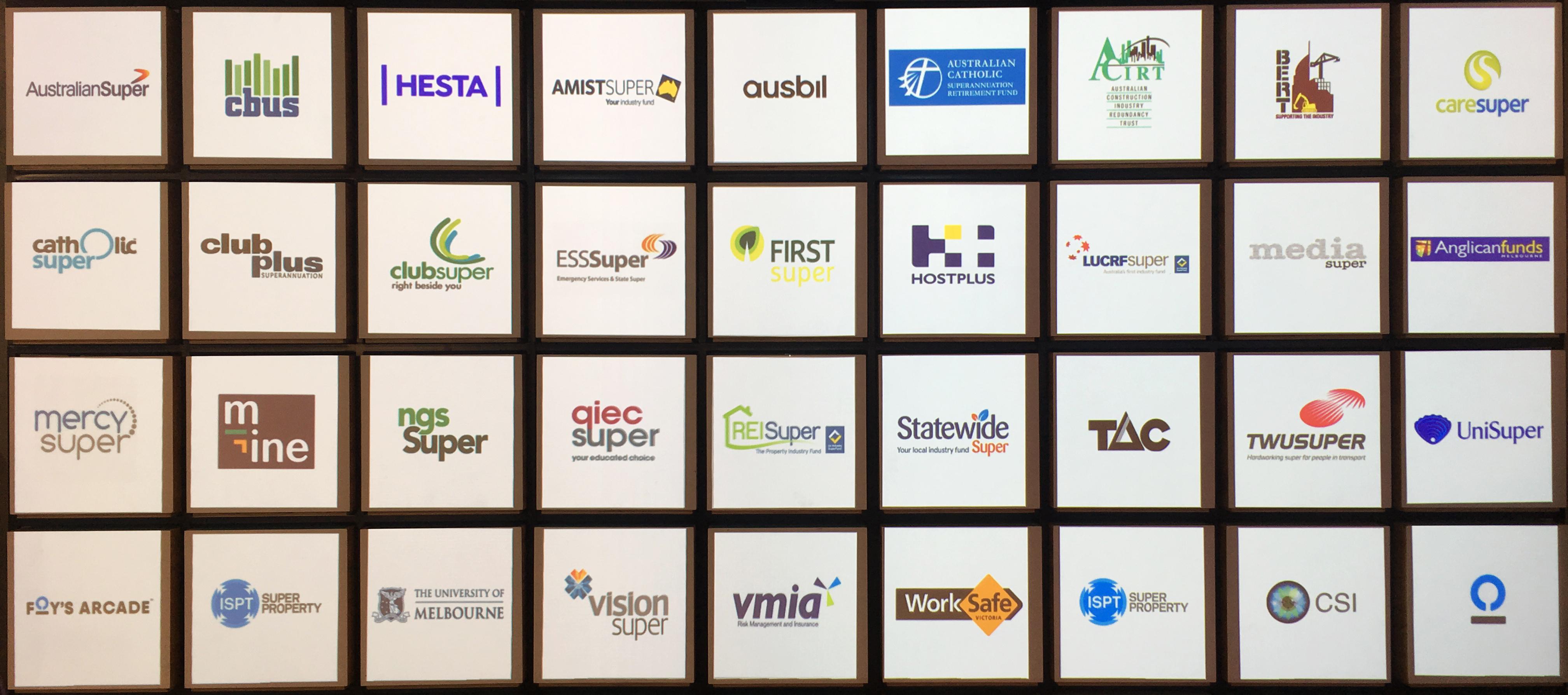 ISPT Investor Logos